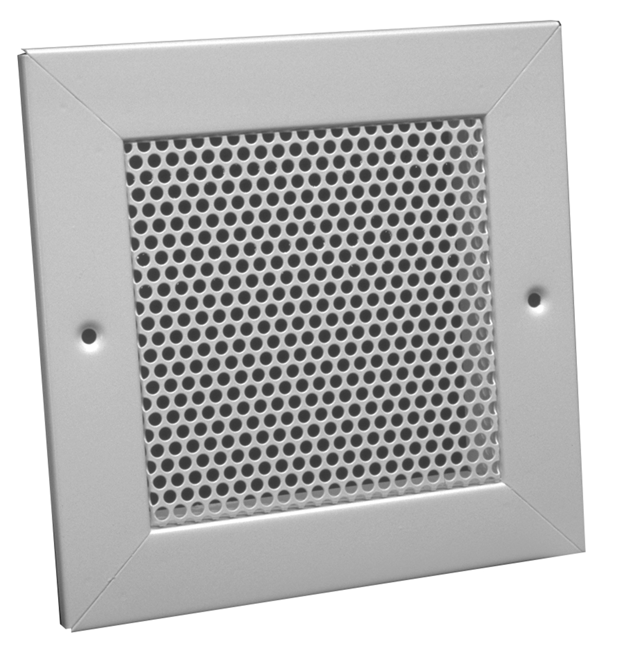 Perforated Lay In Grille : Pfg perforated face return air grille hart cooley