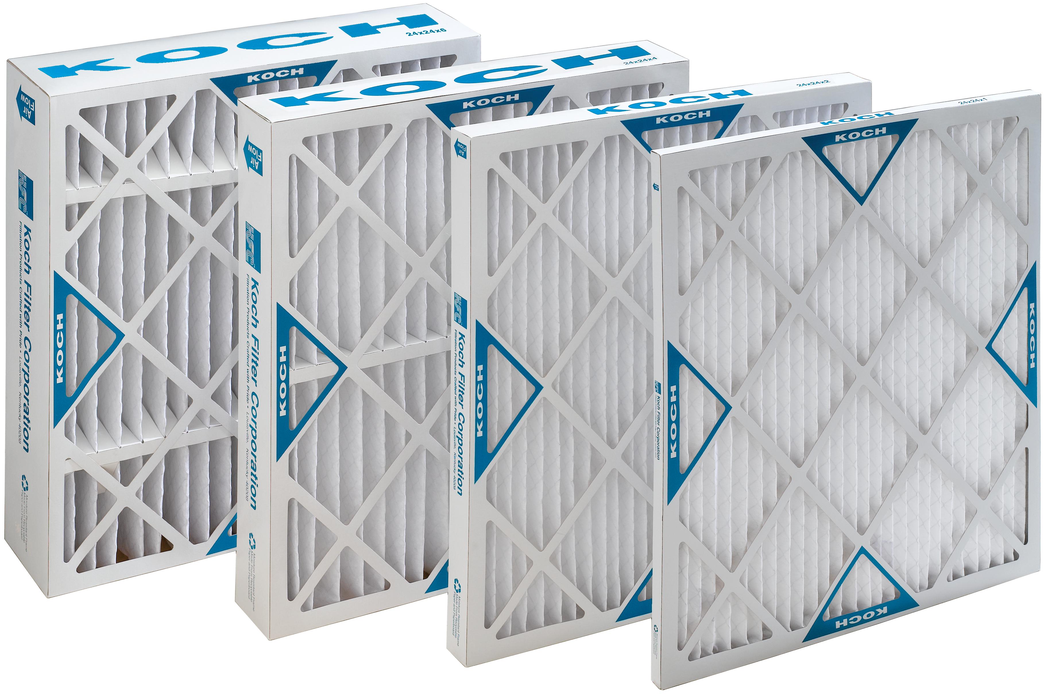 Multi Pleat Filter Hart Amp Cooley