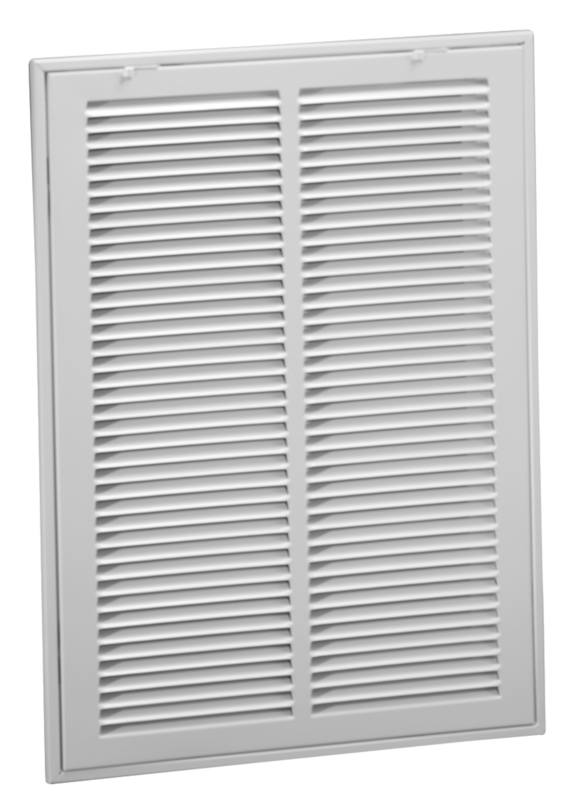 673 Steel Return Air Filter Grille 1 2 Quot Fin Spacing