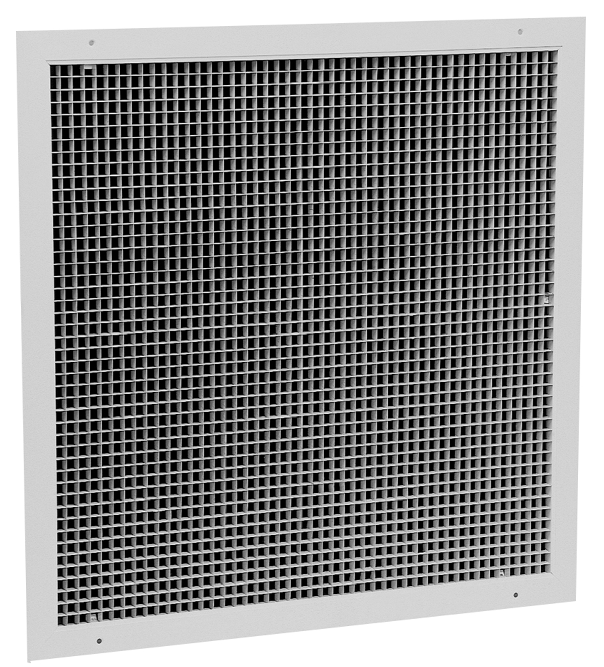 Grid Ceiling Return Air Grille : Re aluminum eggcrate return air grille hart cooley