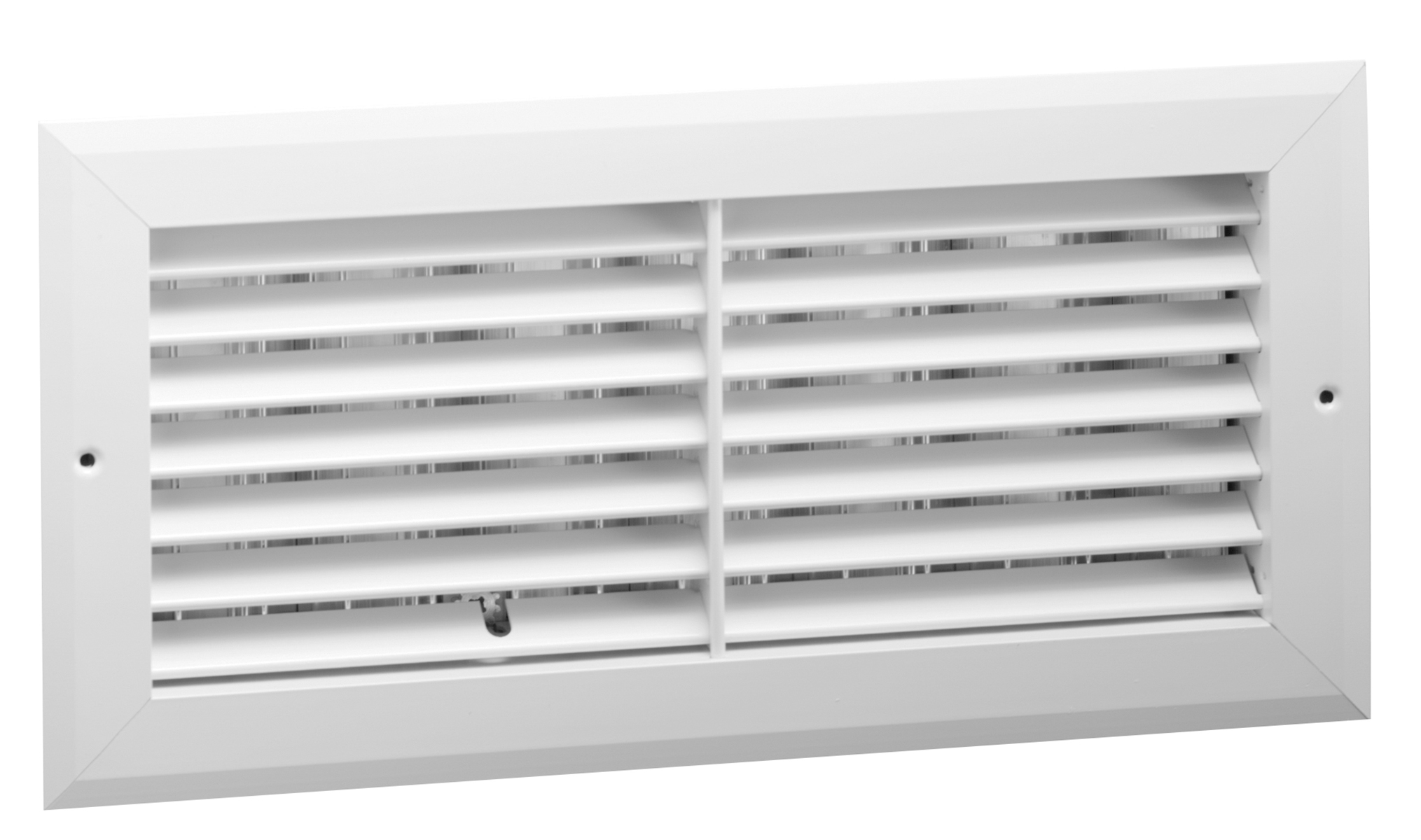 Rhd45 Aluminum Return Air Grille 45 Degree Fixed Blade