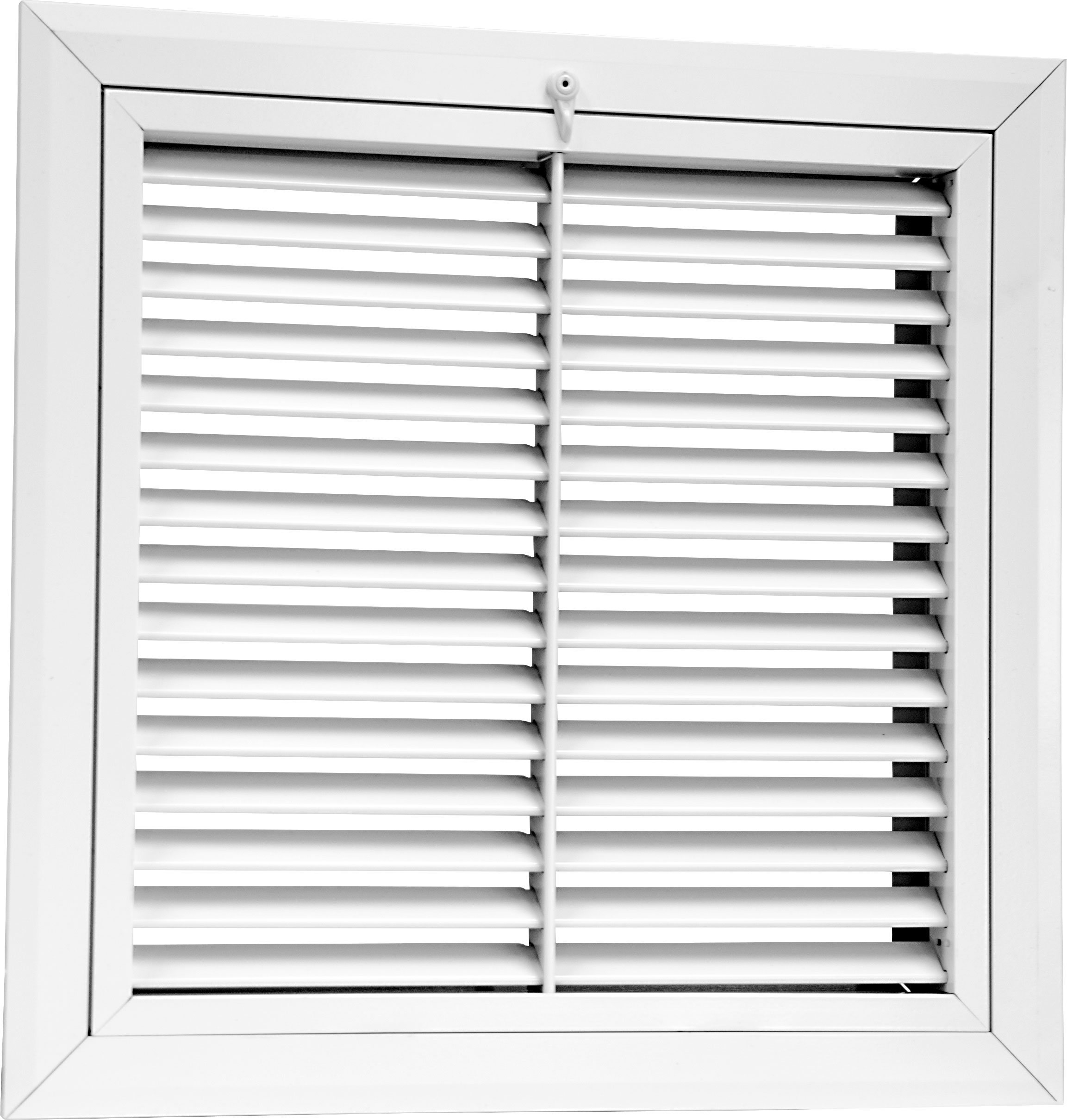 Rhf45 Aluminum Return Air Filter Grille 45 Degree Fixed