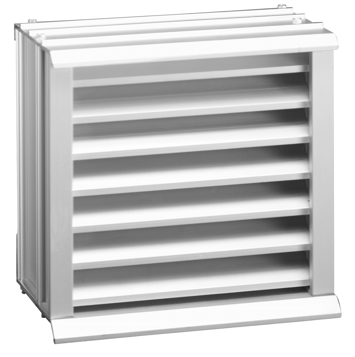 #3E3E3E BV Aluminum Brick Vent Hart & Cooley Recommended 7067 Wall Louvers Vents pics with 1200x1208 px on helpvideos.info - Air Conditioners, Air Coolers and more