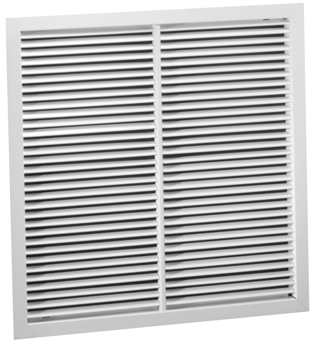 94at Steel Return Air Grille 35 Degree Deflection