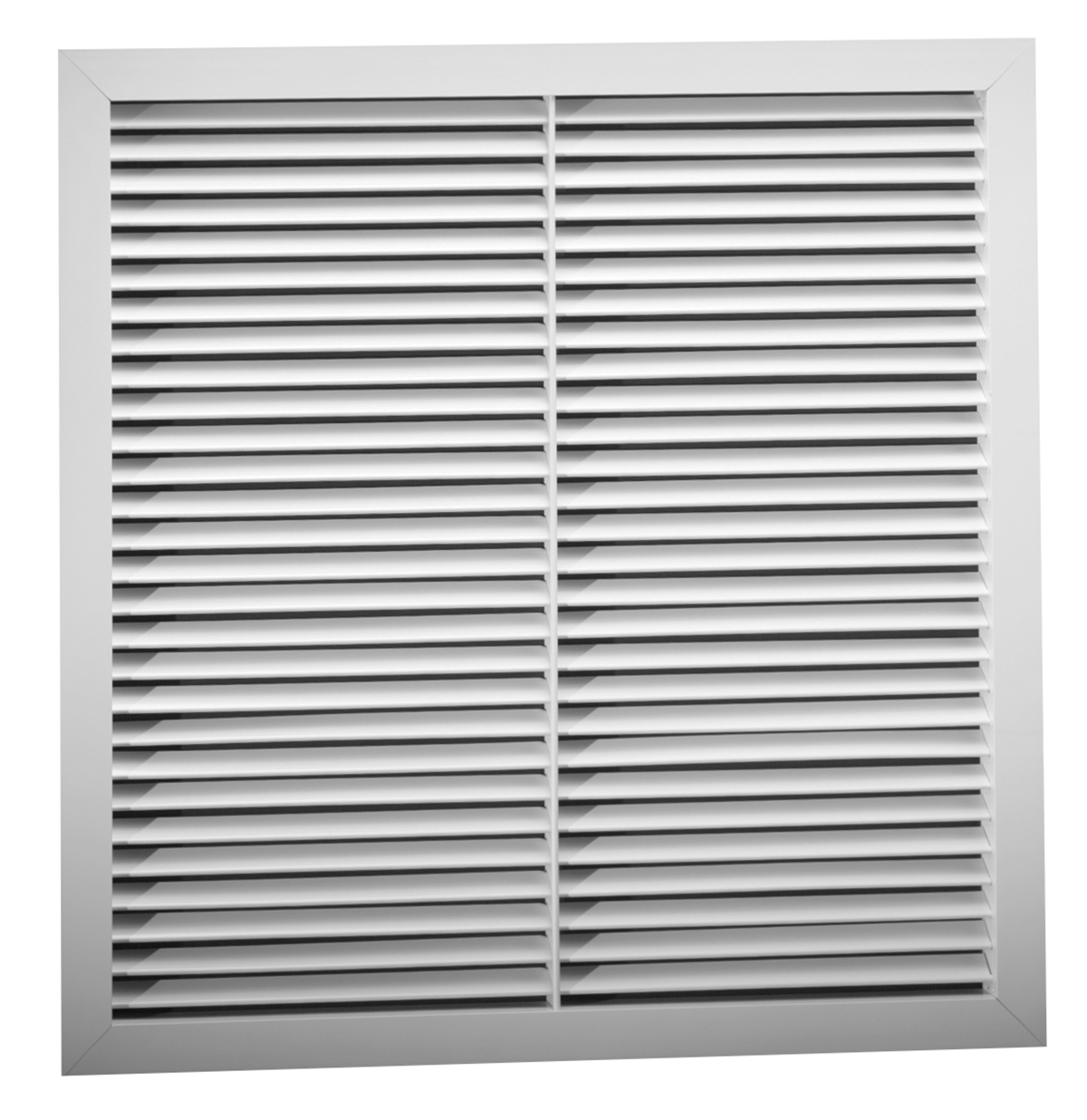 Rh45t Aluminum Return Air Grille 45 Degree Deflection