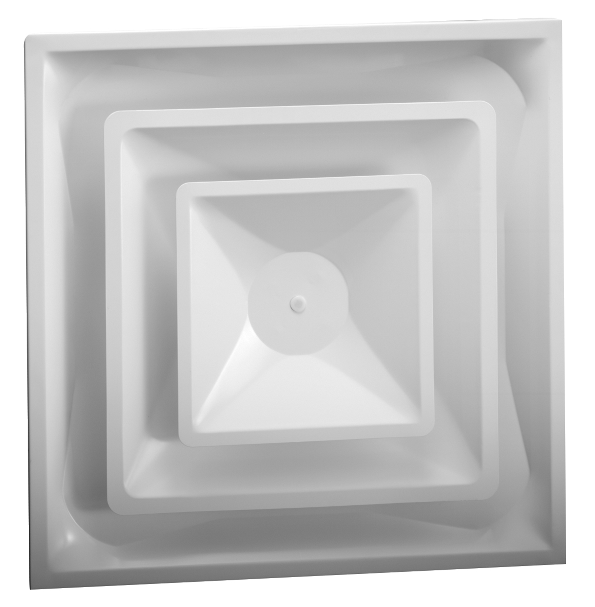 Fpd Fpdr6 Afpd Steel Aluminum 4 Way Diffuser 2 Cone
