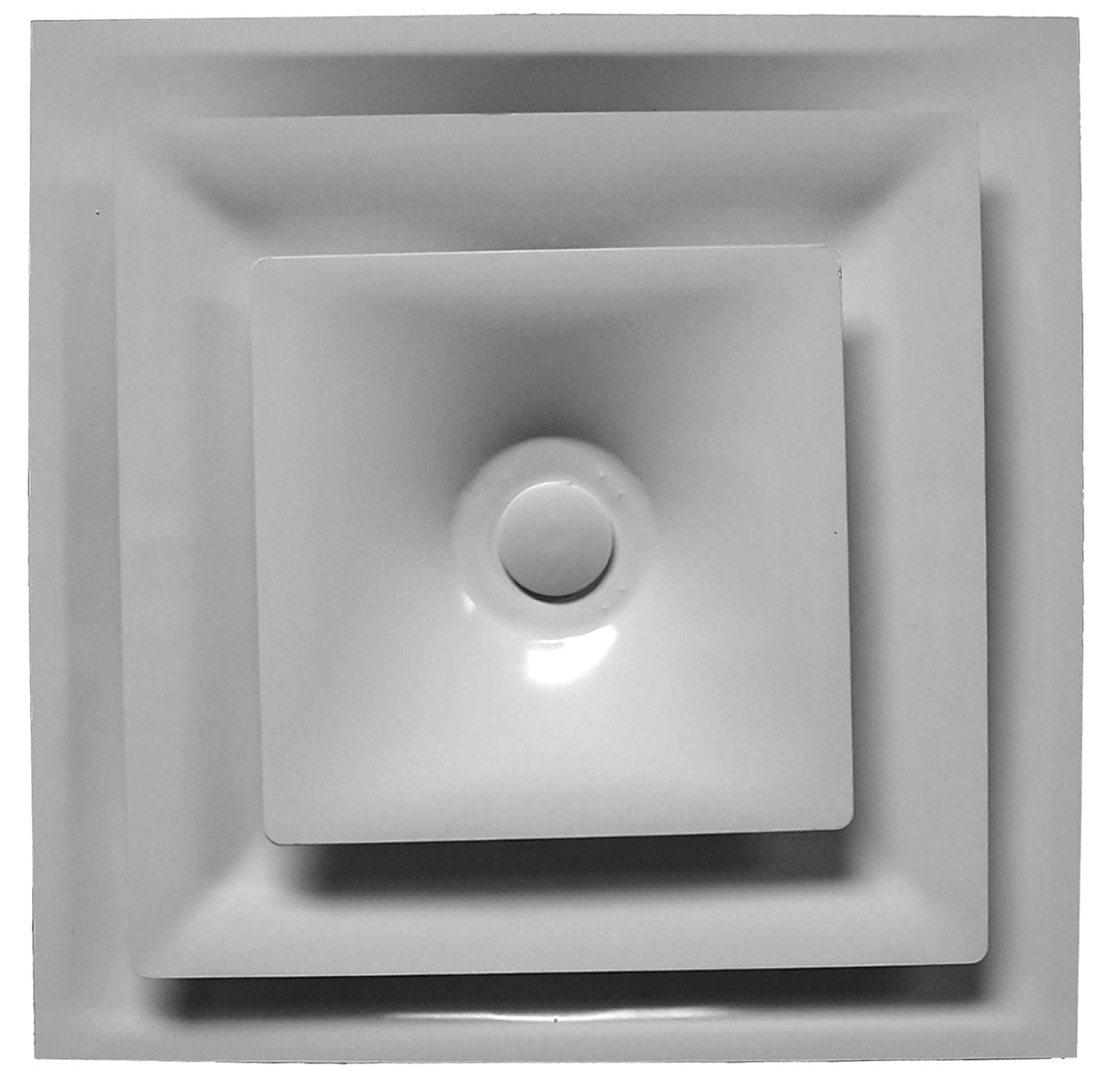 Fpd12 Steel 4 Way Diffuser For 1 X 1 T Bar Ceiling 6