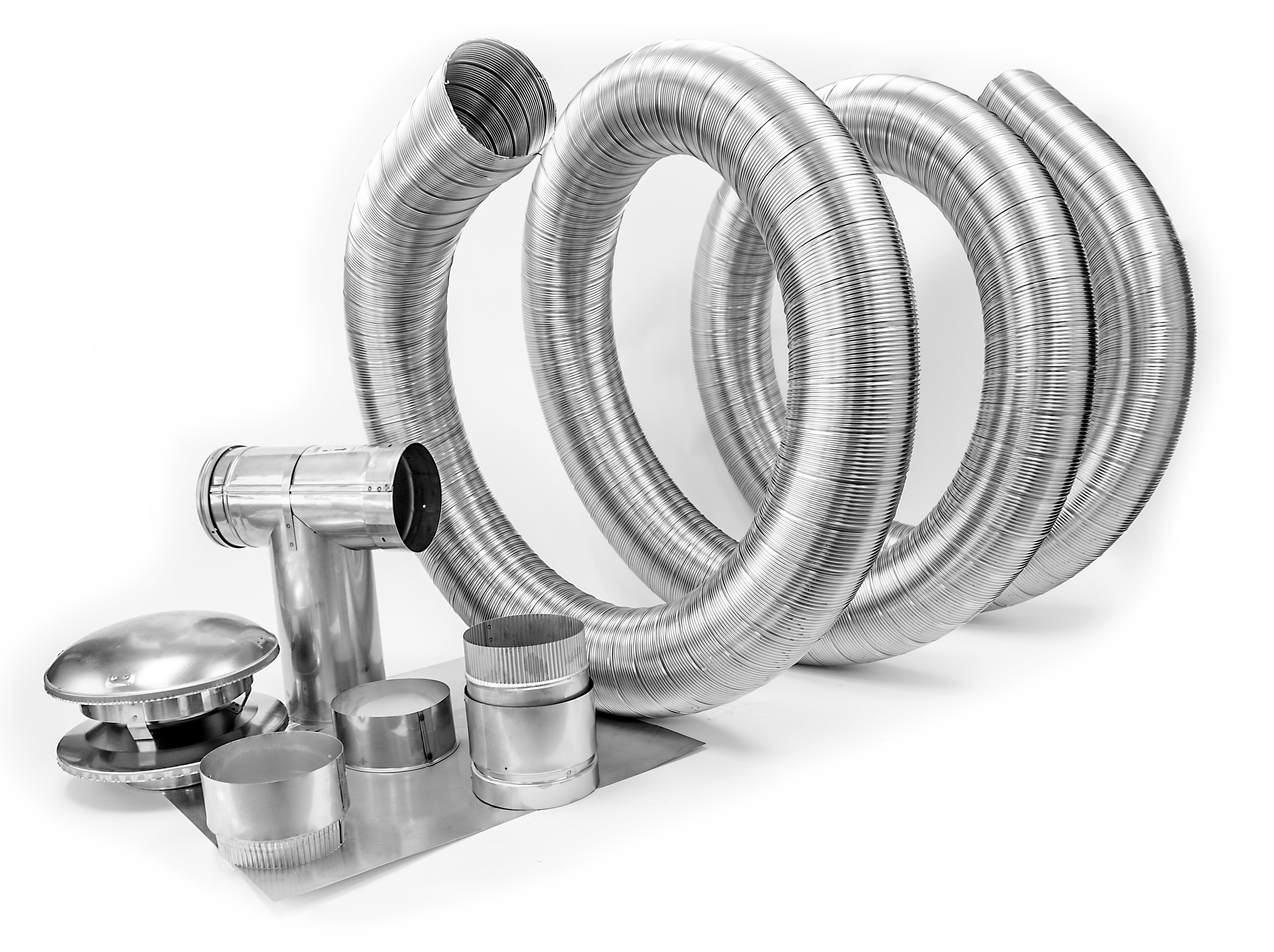 Alk Aluminum Chimney Liner Kits Hart Amp Cooley