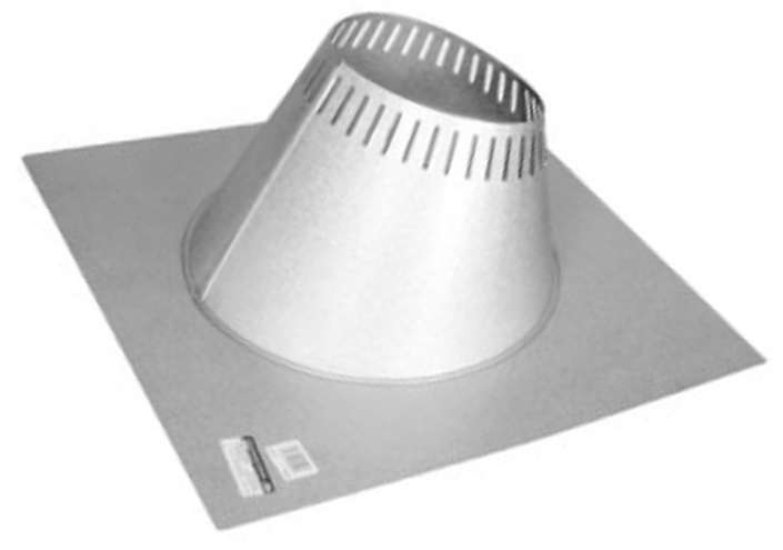HC_TLCF6_Adjustable Flashing Assembly - Flat 6-12 - Model TLC