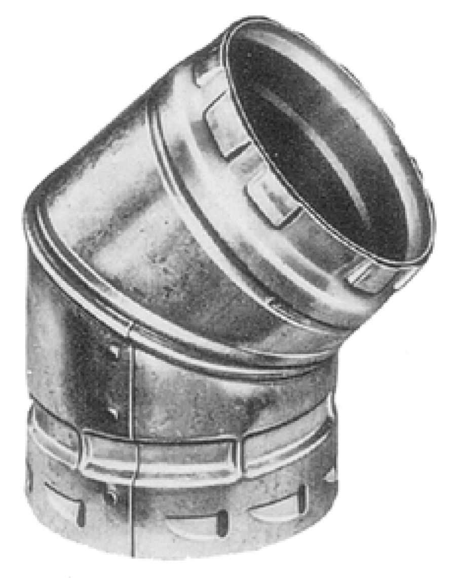 HC_RE45_45-degree Elbow nonadjustable