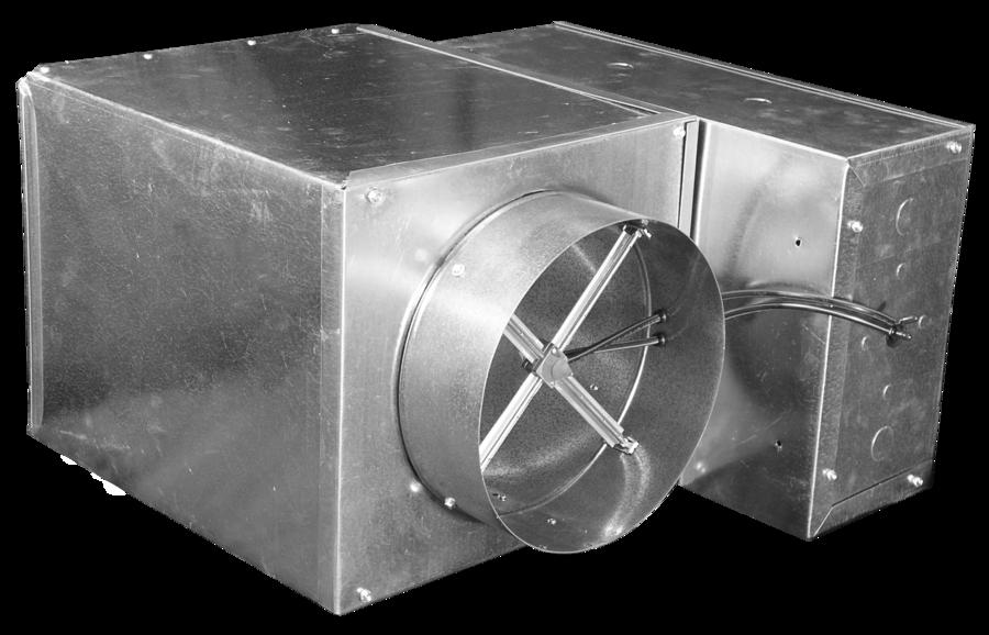 Single Duct VAV Unit