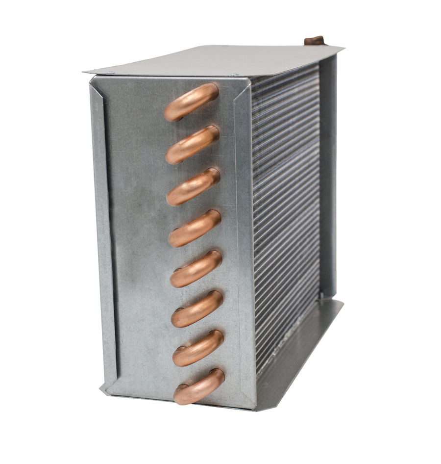 VAV Hot Water Coil