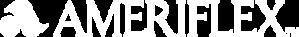 AmeriFlex logo White