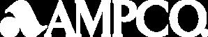 Ampco Logo White
