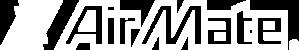 Airmate Logo White