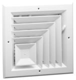 HC A505 MS ceiling diffuser