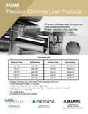 z - Cover Image: Stainless Steel Flexible Liner Sell Sheet