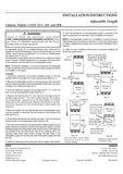 z - Cover Image: Adjustable Chimney Length Installation Instructions